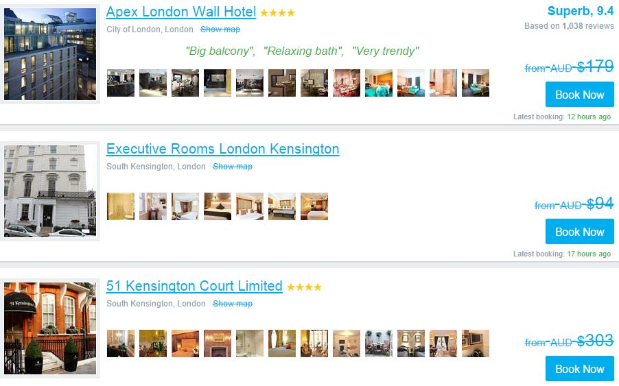 London hotel special offers better room rate hotel for Special hotels